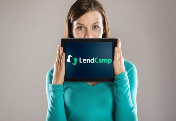 Sample branding #1 for Lendcamp
