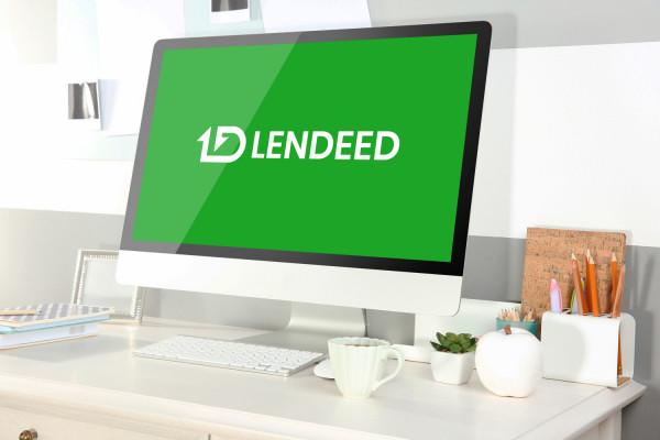 Sample branding #2 for Lendeed