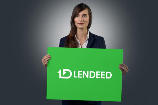 Sample branding #3 for Lendeed