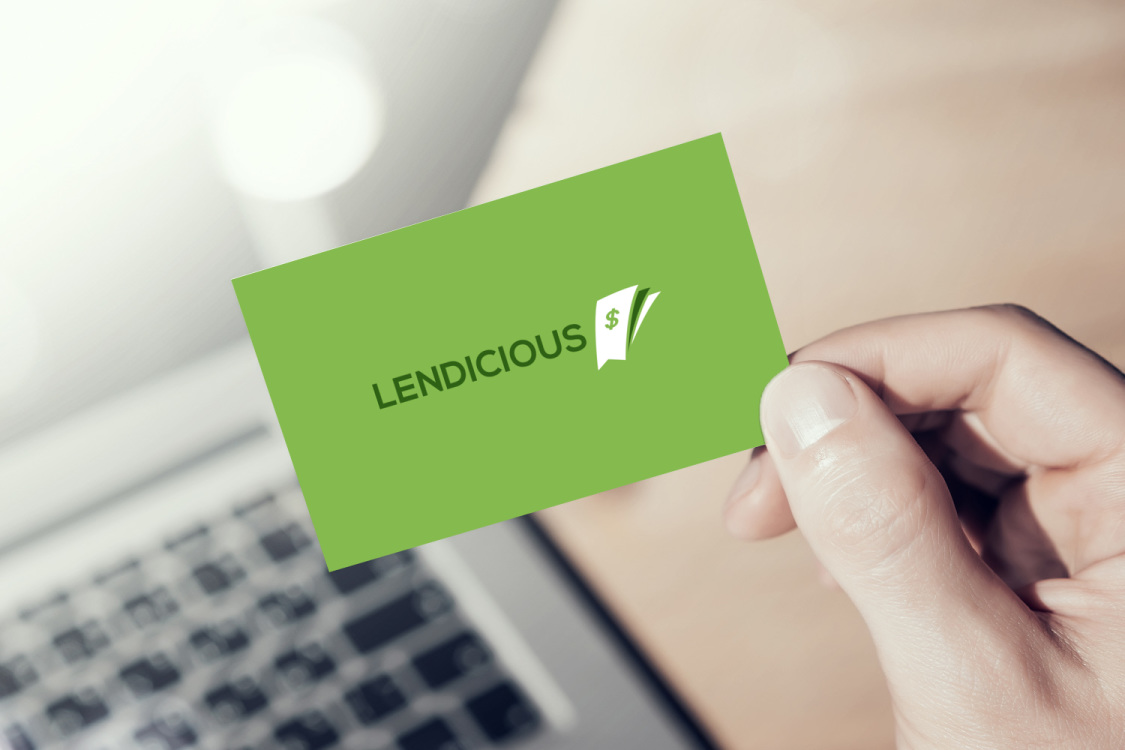 Sample branding #2 for Lendicious