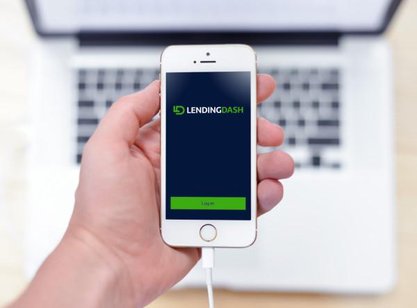Sample branding #3 for Lendingdash