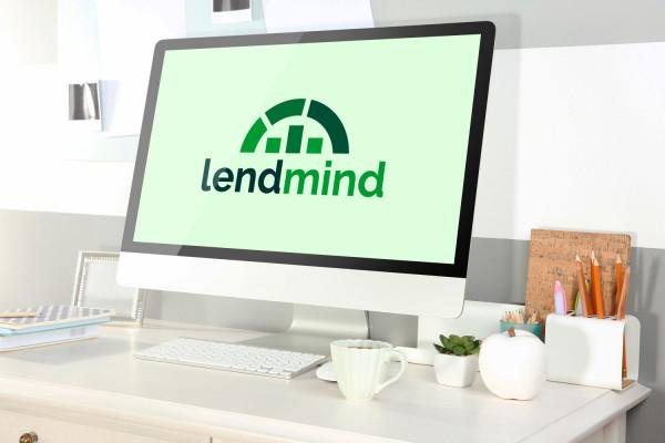 Sample branding #2 for Lendmind