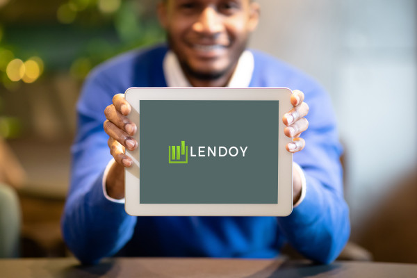 Sample branding #3 for Lendoy
