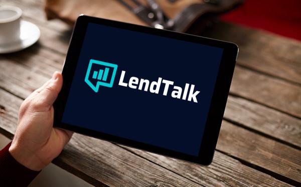 Sample branding #1 for Lendtalk