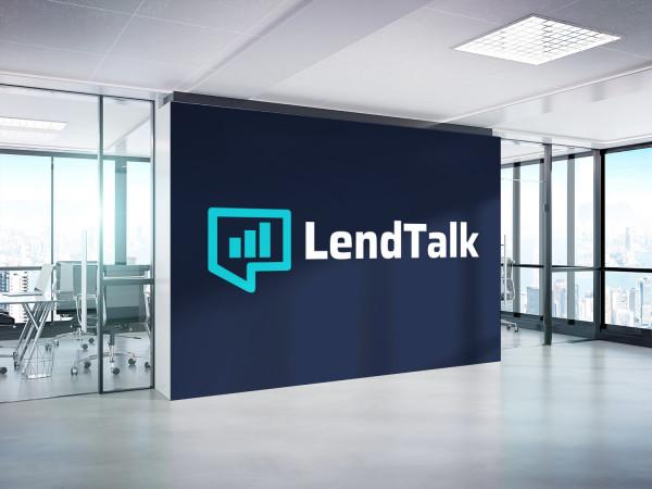 Sample branding #3 for Lendtalk