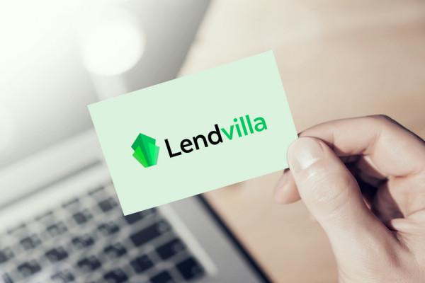 Sample branding #2 for Lendvilla