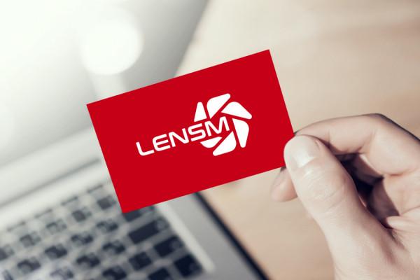 Sample branding #1 for Lensm