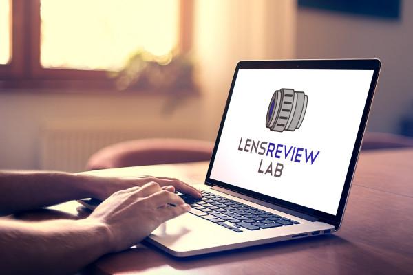 Sample branding #3 for Lensreviewlab