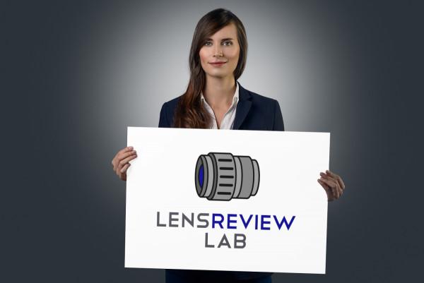 Sample branding #1 for Lensreviewlab