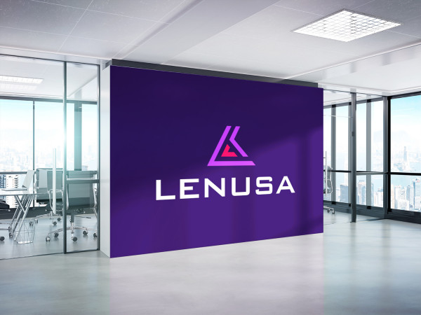 Sample branding #3 for Lenusa