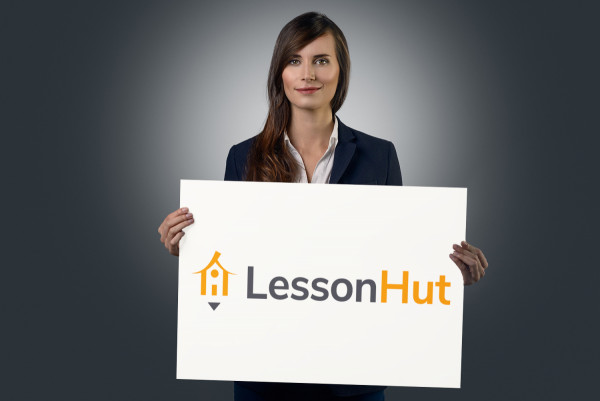 Sample branding #2 for Lessonhut