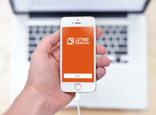 Sample branding #2 for Letgodesign