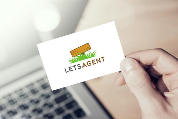 Sample branding #1 for Letsagent