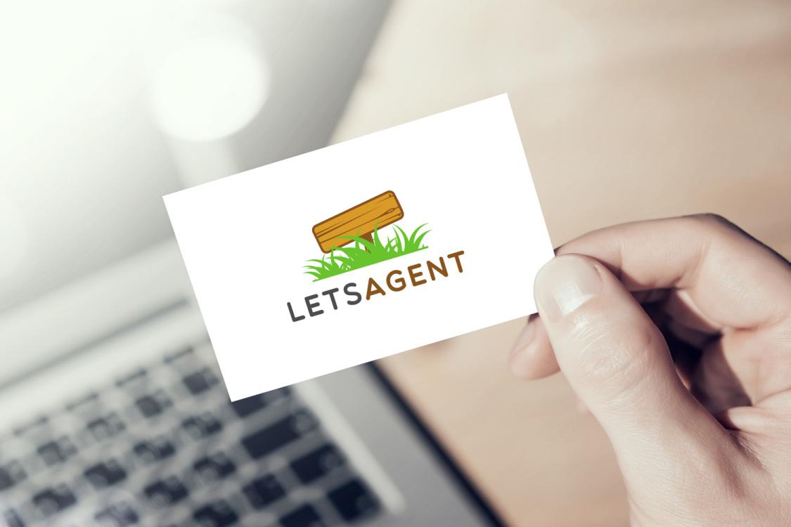 Sample branding #3 for Letsagent