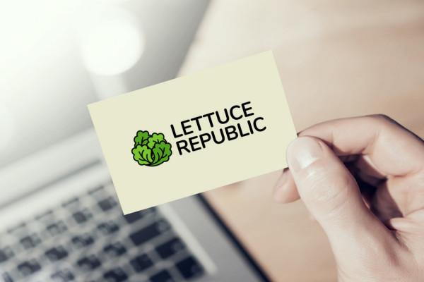 Sample branding #3 for Lettucerepublic