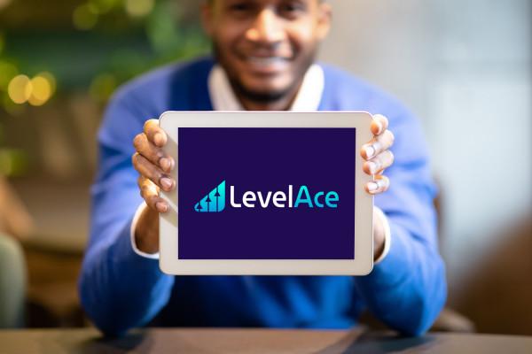 Sample branding #1 for Levelace