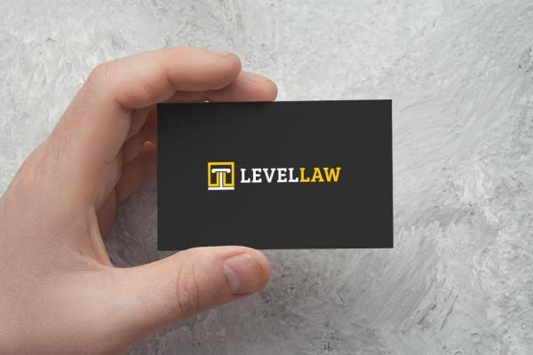 Sample branding #2 for Levellaw