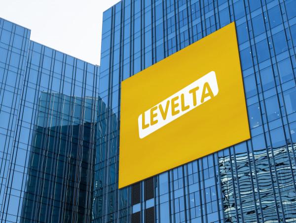 Sample branding #3 for Levelta