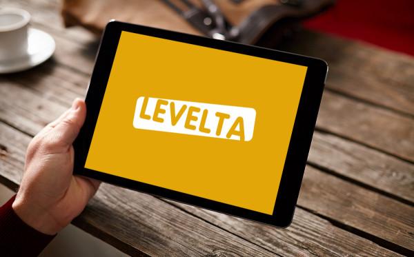 Sample branding #2 for Levelta