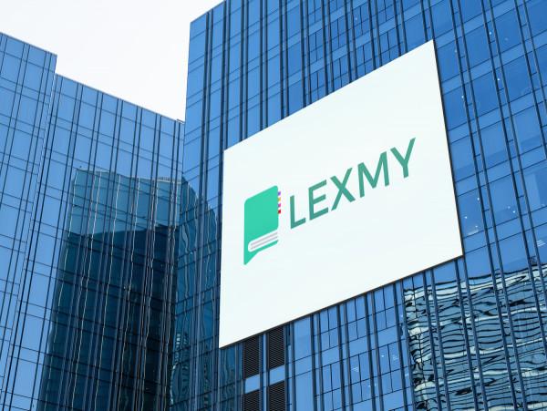 Sample branding #3 for Lexmy