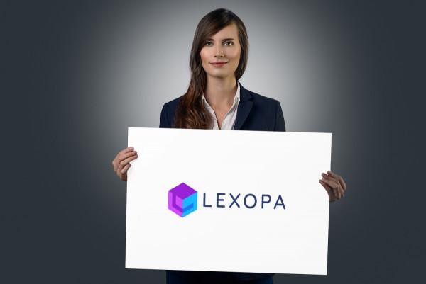 Sample branding #3 for Lexopa