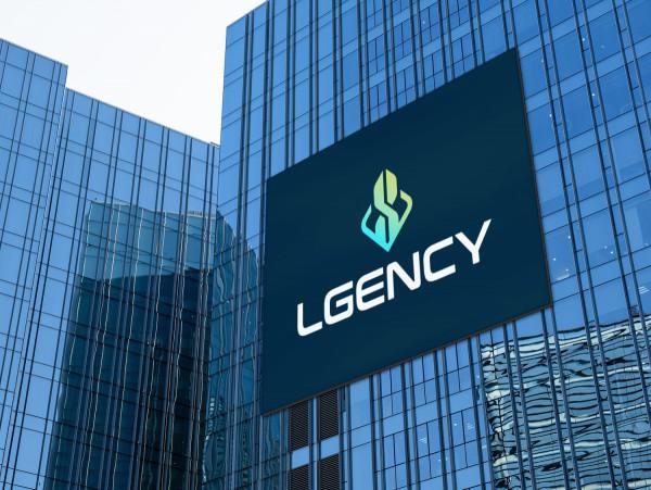 Sample branding #3 for Lgency