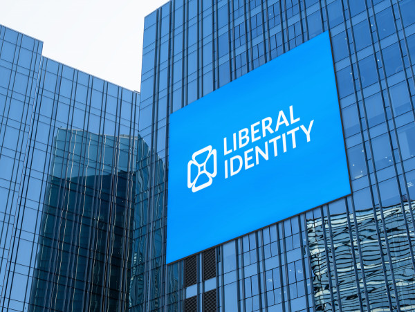 Sample branding #3 for Liberalidentity