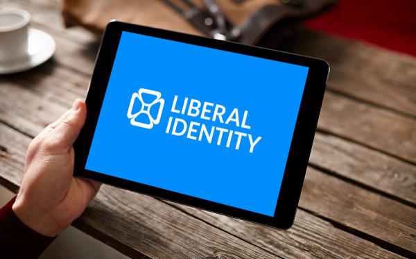 Sample branding #2 for Liberalidentity