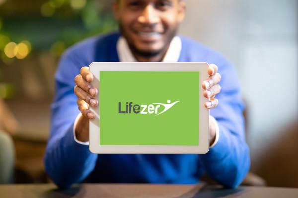 Sample branding #2 for Lifezer