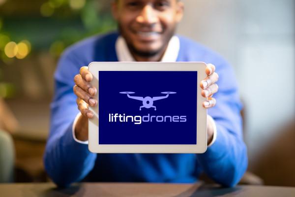 Sample branding #3 for Liftingdrones