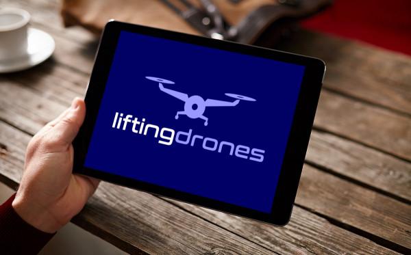 Sample branding #1 for Liftingdrones