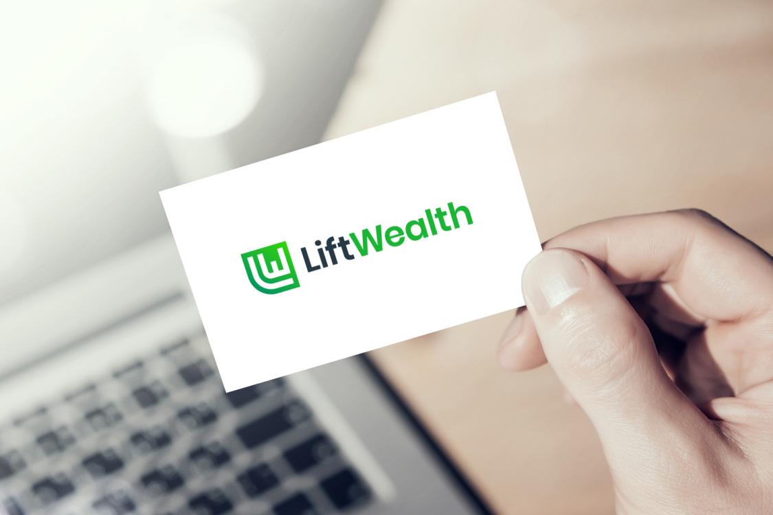 Sample branding #1 for Liftwealth