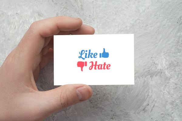 Sample branding #3 for Likehate