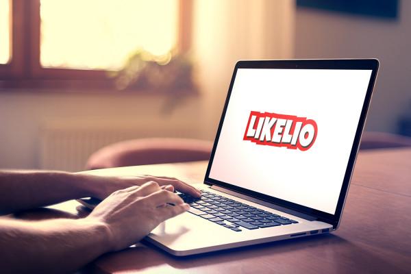 Sample branding #1 for Likelio