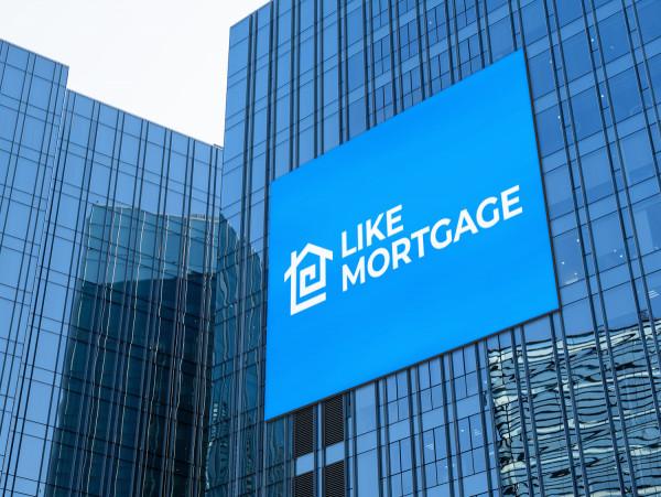 Sample branding #2 for Likemortgage