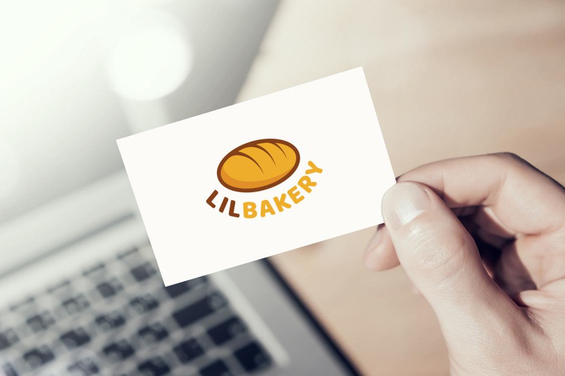 Sample branding #1 for Lilbakery