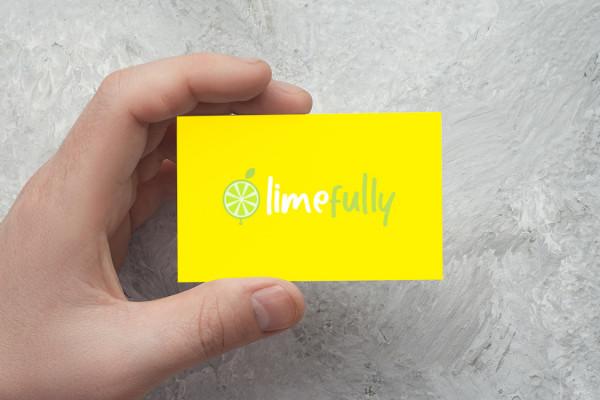 Sample branding #2 for Limefully