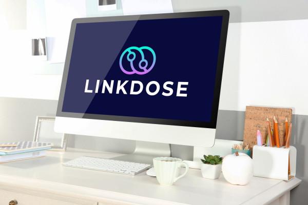Sample branding #3 for Linkdose