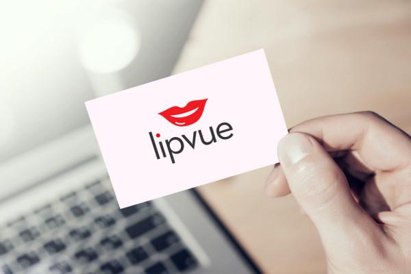 Sample branding #3 for Lipvue