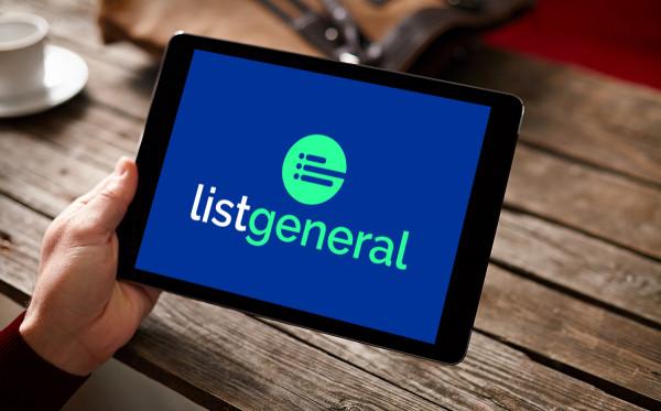 Sample branding #2 for Listgeneral