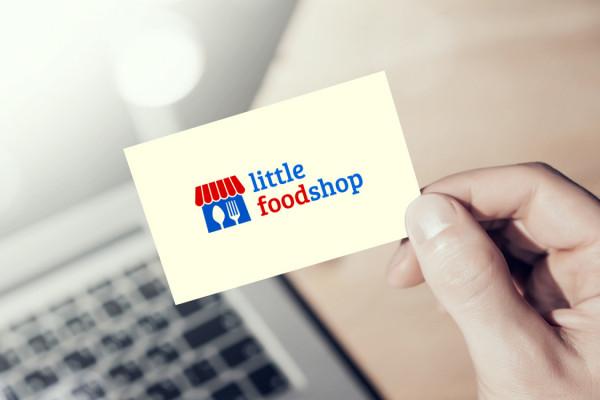 Sample branding #1 for Littlefoodshop