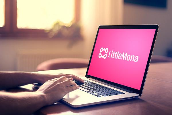 Sample branding #3 for Littlemona