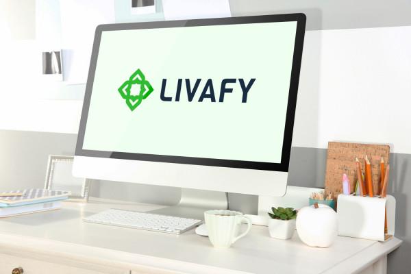 Sample branding #2 for Livafy