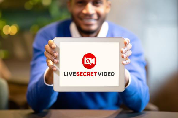 Sample branding #2 for Livesecretvideo