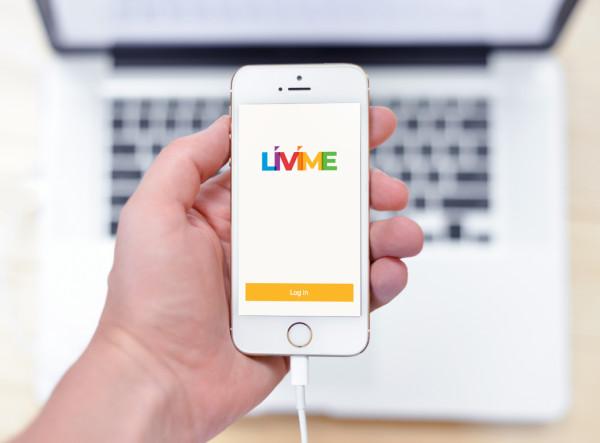 Sample branding #2 for Livime