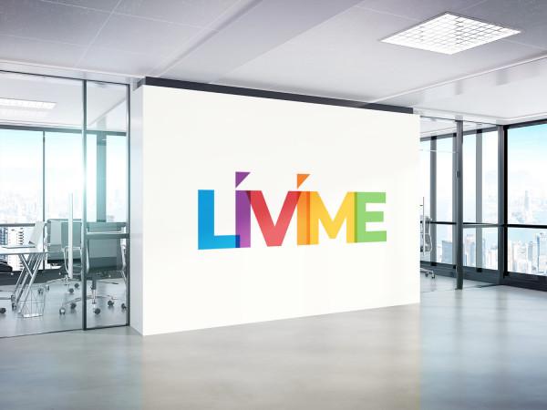 Sample branding #3 for Livime