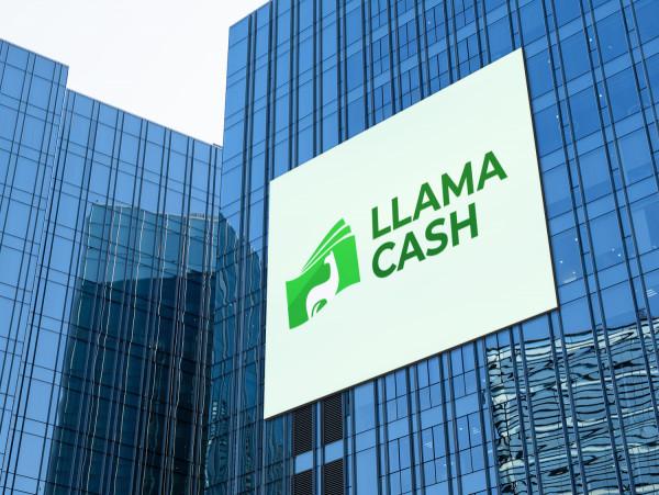 Sample branding #3 for Llamacash