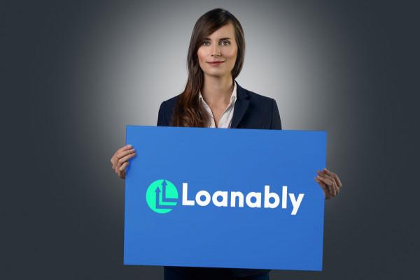 Sample branding #1 for Loanably