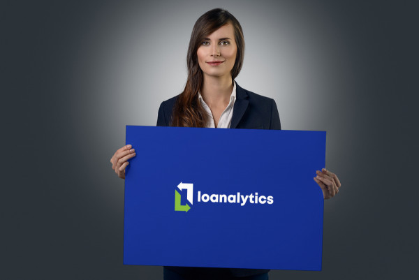 Sample branding #2 for Loanalytics