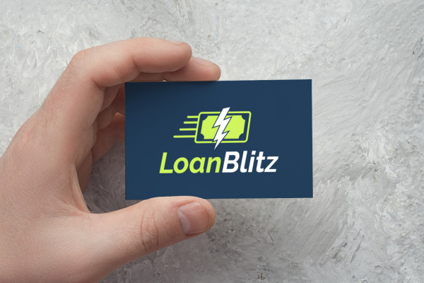 Sample branding #2 for Loanblitz